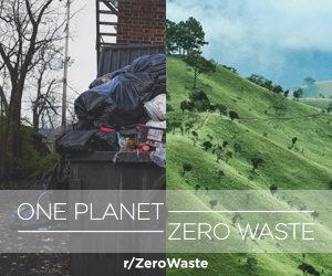 House Ad - r/zerowaste - 9.24