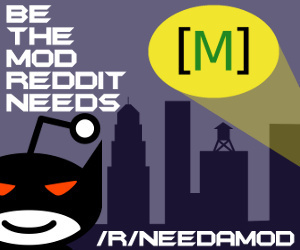 Ad Creative - r/needamod